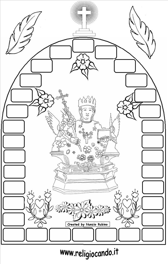 ca missions coloring pages - photo #29