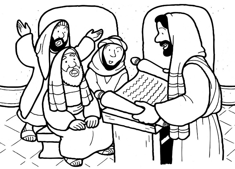 Paulus von tarsus zum ausmalen paulus von tarsus for Dorcas in the bible coloring pages